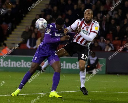 Editorial image of Sheffield United v Stoke City, EFL Sky Bet Championship, Football, Bramall Lane, Sheffield, UK - 23 Oct 2018