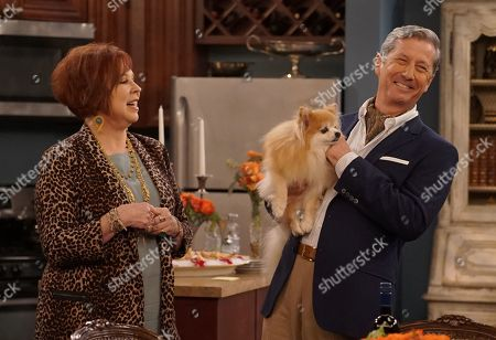 Vicki Lawrence as Margaret and Charles Shaughnessy as Murray
