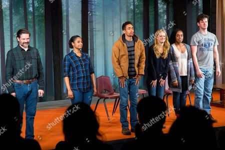 Editorial photo of 'Blue Ridge' play opening night, New York, USA - 07 Jan 2019