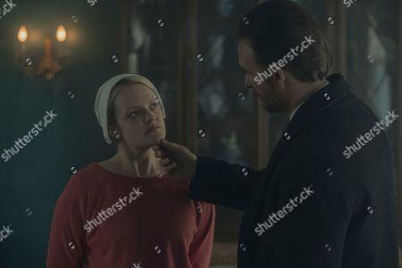 Elisabeth Moss as Offred Greg Bryk as Ray Cushing
