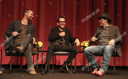 Editorial image of 'Perfectos Desconocidos' film screening hosted by the Hammer Museum, Los Angeles, USA - 07 Jan 2019