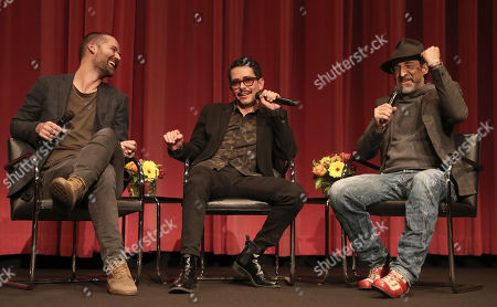Editorial picture of 'Perfectos Desconocidos' film screening hosted by the Hammer Museum, Los Angeles, USA - 07 Jan 2019