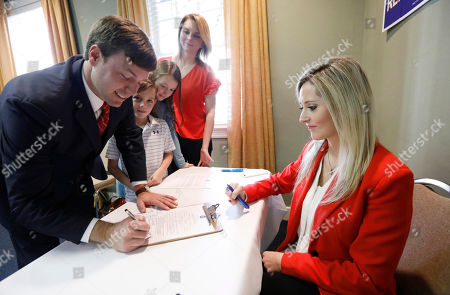 Editorial picture of Mississippi Governor 2019, Jackson, USA - 03 Jan 2019