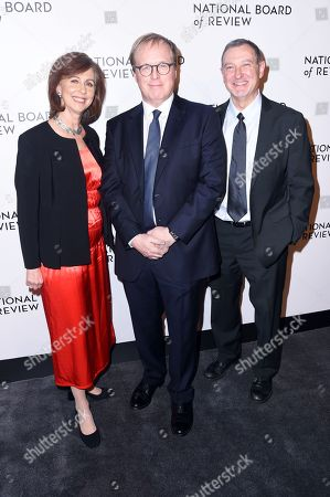Editorial image of National Board of Review Awards Gala, Arrivals, New York, USA - 08 Jan 2019
