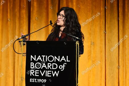 Editorial image of National Board of Review Awards Gala, Show, New York, USA - 08 Jan 2019