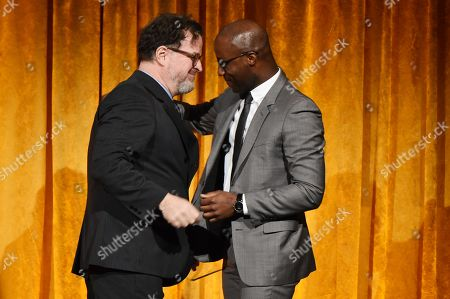 Kenneth Lonergan and Barry Jenkins