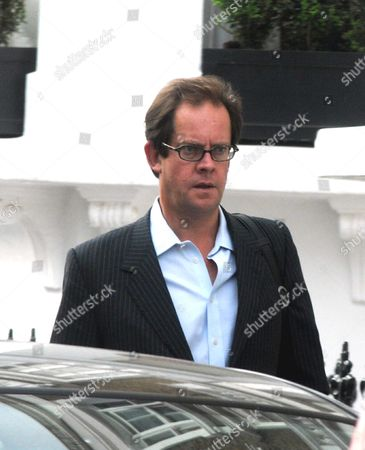 Editorial image of Nicholas Allan Leaving His Chelsea Home, London, Britain - Sep 2009
