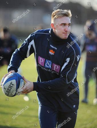 Dougie Fife - Edinburgh Rugby winger.