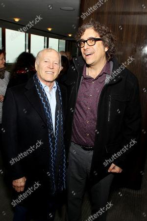 Frank Marshall (Producer), Bob Murawski (Editor) (The Other Side of The Wind)