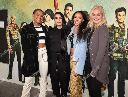 Angela Wendt, Kiersey Clemons, Sonya Tayeh, Tinashe