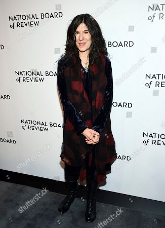 Debra Granik attends the National Board of Review awards gala at Cipriani 42nd Street, in New York