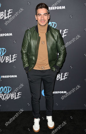 Editorial photo of 'Good Trouble' TV show premiere, Arrivals, Los Angeles, USA - 08 Jan 2019