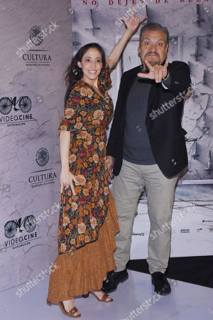 Editorial image of 'Belzebuth' film photocall, Mexico City, Mexico - 08 Jan 2019