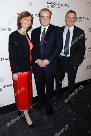 Nicole Grindle, Brad Bird and John Walker