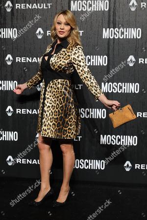 Stock Picture of Anna Falchi