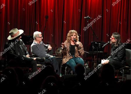 Stock Picture of Don Was, Al Schmitt, Trisha Yearwood and Scott Goldman