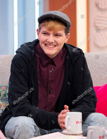 Editorial picture of 'Lorraine' TV show, London, UK - 09 Jan 2019