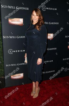 Stock Picture of Amanda Righetti
