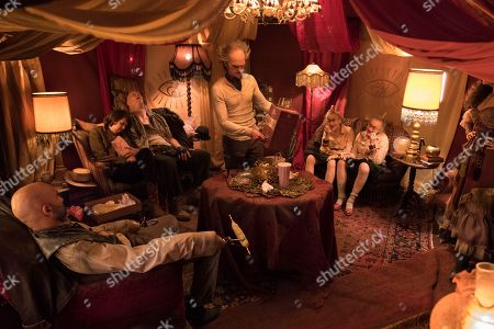Editorial image of 'A Series of Unfortunate Events' TV Show Season 2 - 2018