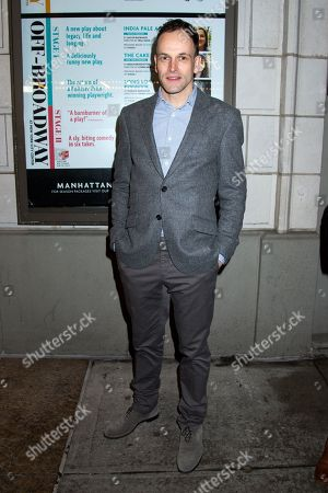 Editorial image of 'Choir Boy' Broadway play opening night, New York, USA - 08 Jan 2019