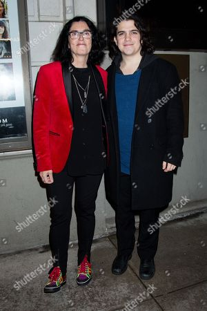 Editorial picture of 'Choir Boy' Broadway play opening night, New York, USA - 08 Jan 2019