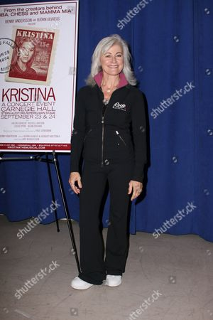 Editorial image of 'Kristina' Cast Introduction in New York, America - 16 Sep 2009