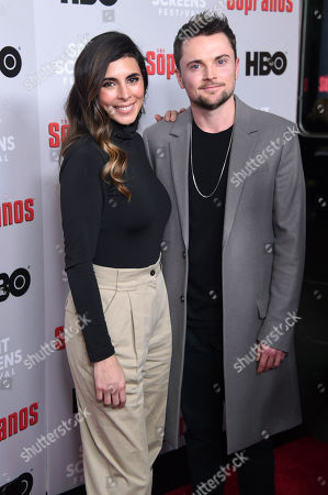 Editorial photo of 'Woke Up This Morning: The Sopranos 20th Anniversary Celebration', Arrivals, New York, USA - 09 Jan 2019