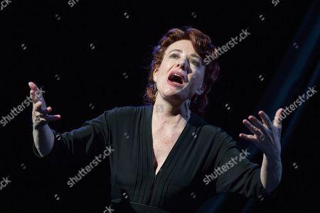Stock Photo of Bernadette Robinson