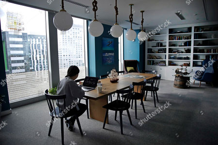 Editorial picture of Facebook New Offices, Cambridge, USA - 09 Jan 2019