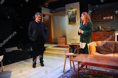 Editorial photo of 'Rosenbaum's Rescue' play, London, UK - 09 Jan 2019