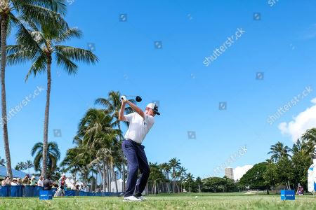 Editorial image of PGA Golf Sony Open JAN9, Honolulu, USA - 10 Jan 2019