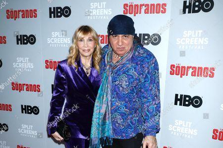 Maureen Van Zandt and Steven Van Zandt