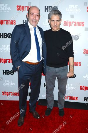 Editorial image of 'Woke Up This Morning: The Sopranos 20th Anniversary Celebration', Arrivals, New York, USA - 09 Jan 2019