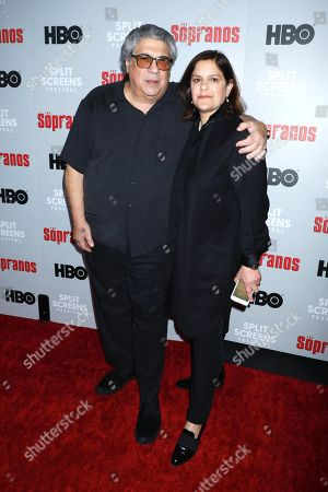 Vincent Pastore and Ilene S. Landress