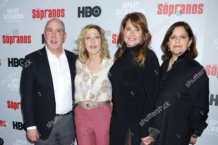 Editorial picture of 'Woke Up This Morning: The Sopranos 20th Anniversary Celebration', Arrivals, New York, USA - 09 Jan 2019