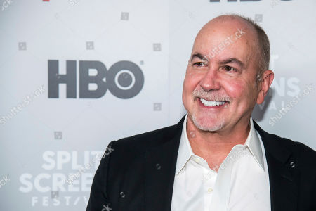"""Stock Picture of Terence Winter attends HBO's """"The Sopranos"""" 20th anniversary at the SVA Theatre, in New York"""