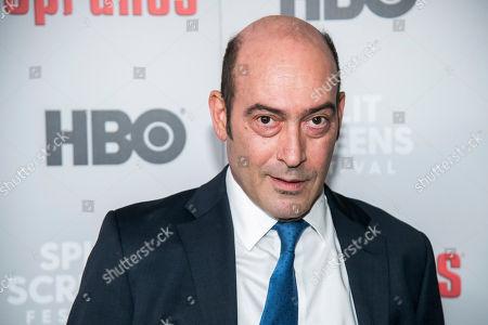 """John Ventimiglia attends HBO's """"The Sopranos"""" 20th anniversary at the SVA Theatre, in New York"""