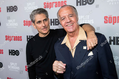 """Editorial picture of HBO's """"The Sopranos"""" 20th Anniversary, New York, USA - 09 Jan 2019"""