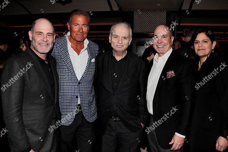 """Editorial image of HBO Presents 'THE SOPRANOS 20TH ANNIVERSARY"""" Red Carpet and Panel Discussion, New York, USA - 09 Jan 2019"""