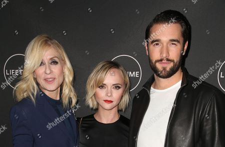 Editorial picture of Lifetime Winter Movies Mixer, Los Angeles, USA - 09 Jan 2019