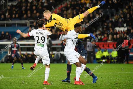 Editorial picture of Paris Saint-Germain v EA Guingamp, League Cup football match, Paris, France - 09 Jan 2019