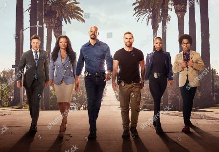 Kevin Rahm as Brooks Avery, Keesha Sharp as Trish Murtaugh, Damon Wayans as Roger Murtaugh, Seann William Scott as Wesley Cole, Michelle Mitchenor as Sonya Bailey and Johnathan Fernandez as Bernard Scorsese