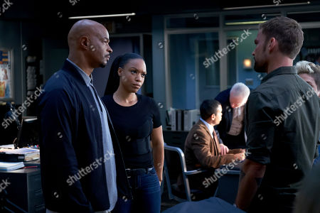 Editorial picture of 'Lethal Weapon' TV Show Season 3 - 2018