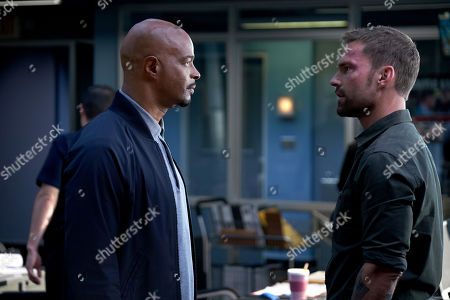 Editorial image of 'Lethal Weapon' TV Show Season 3 - 2018