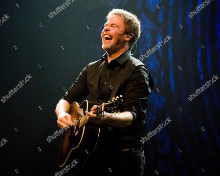 Josh Ritter in concert, Danforth Music Hall, Toronto, Ontario, Canada