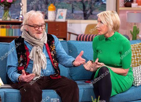 Editorial image of 'This Morning' TV show, London, UK - 10 Jan 2019