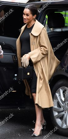 Stock Image of Meghan Duchess of Sussex