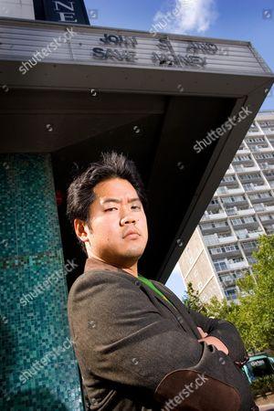 Editorial picture of Tetsuya Ishikawa in Notting Hill Gate, London, Britain - 05 Sep 2009