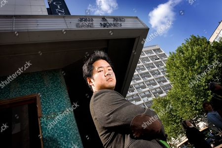 Editorial picture of Tetsuya Ishikawa in Notting Hill Gate, London, Britain - 05 Sep 2009