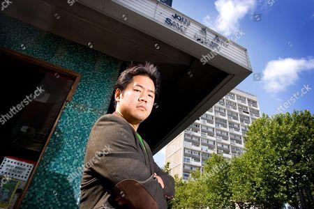 Stock Image of Tetsuya Ishikawa